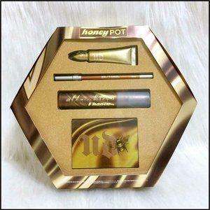Urban Decay Honey Pot Holiday Makeup Set New